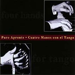 """Puro Apronte: """"Cuatro manos con el Tango"""""""